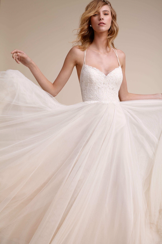 ALine Wedding Dresses BHLDN