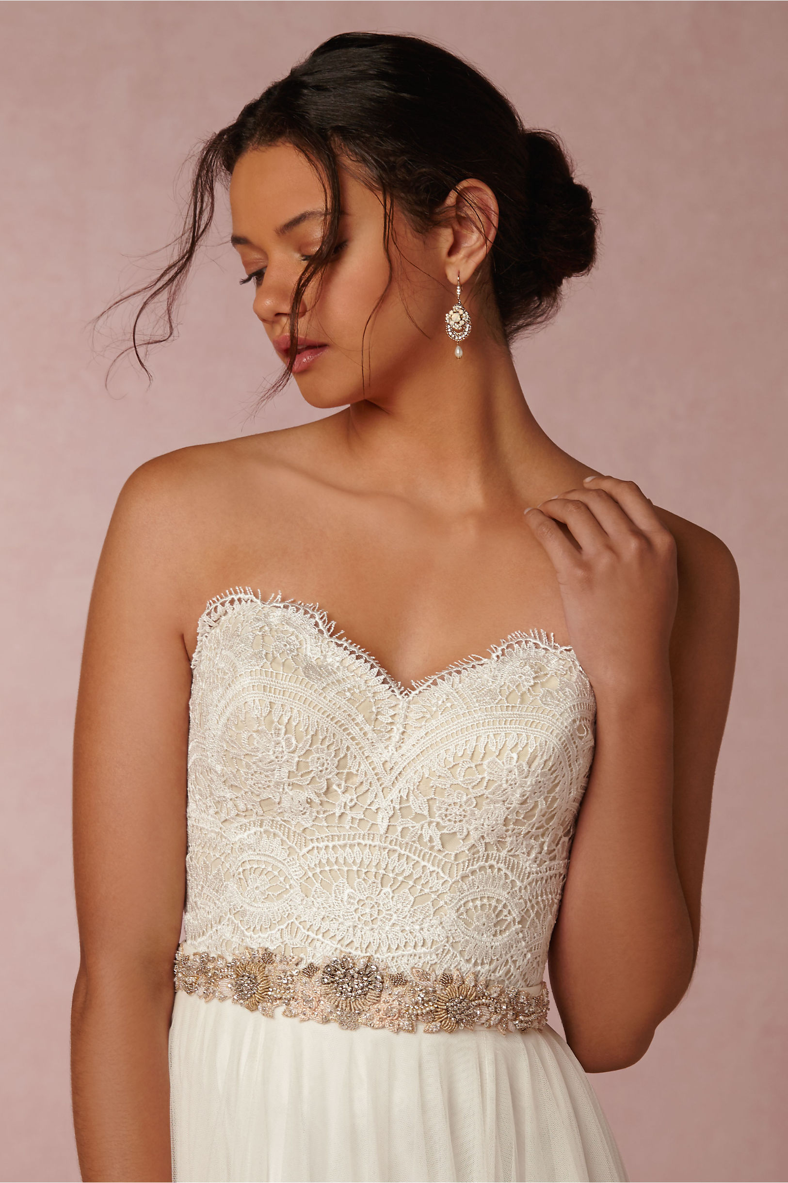 Kinsey Corset Top in Sale | BHLDN