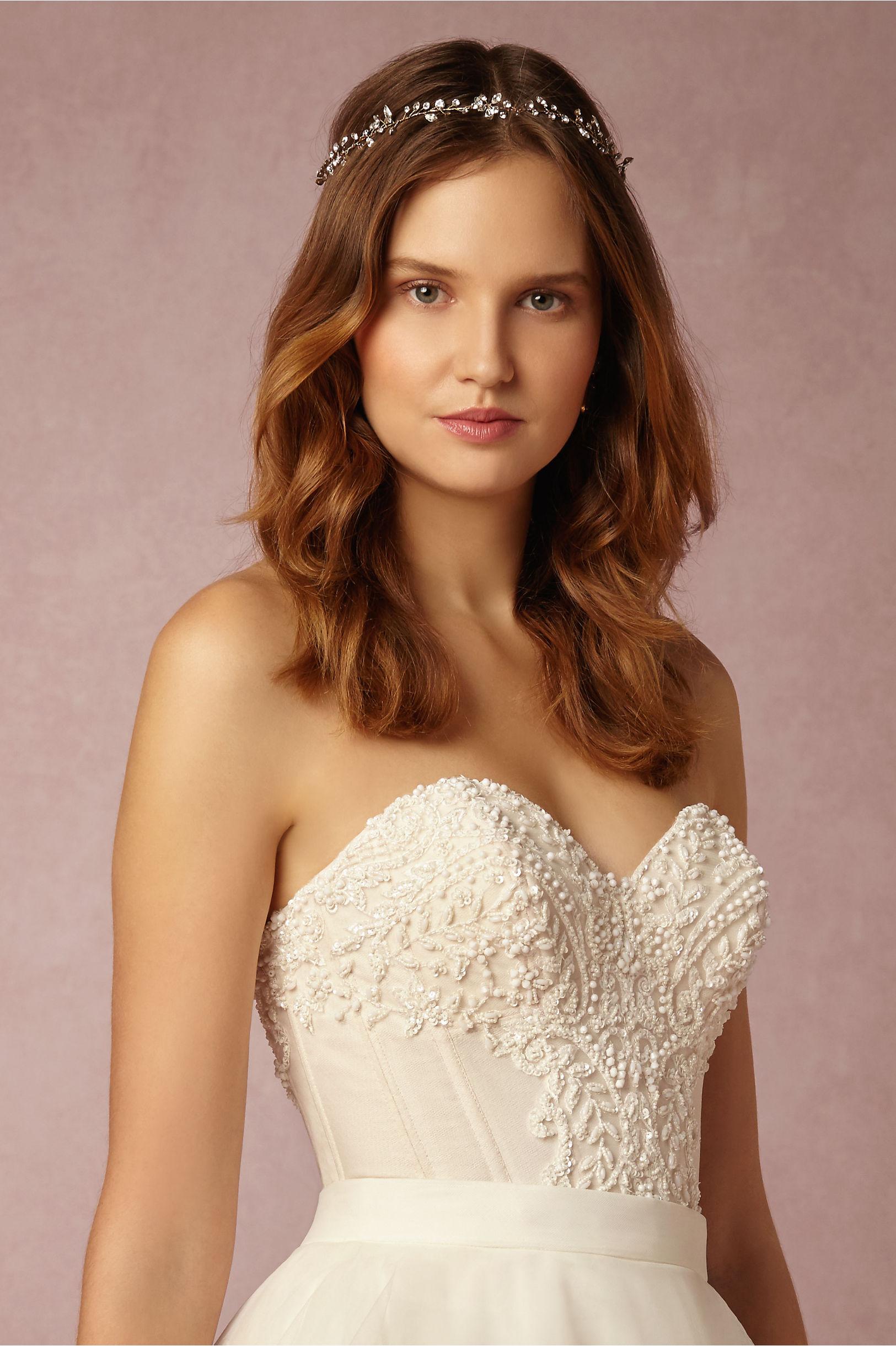 Pink Corset Wedding Dresses