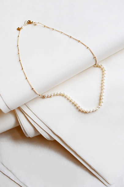Pearl Perla Necklace | BHLDN