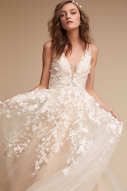 Wedding dresses gowns bhldn ariane gown ariane gown junglespirit