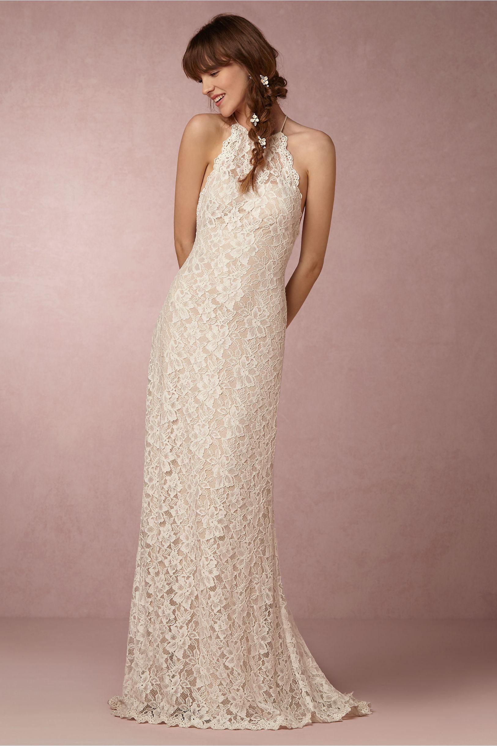 Mina Gown Ivory in Sale | BHLDN