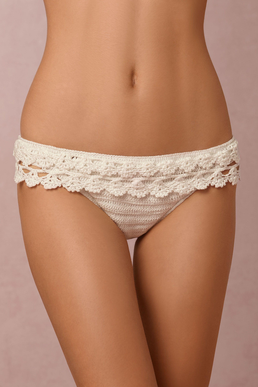 Crochet Hook Bikini Bottom