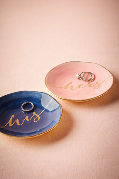Multi His & Hers Ring Dishes (2) | BHLDN