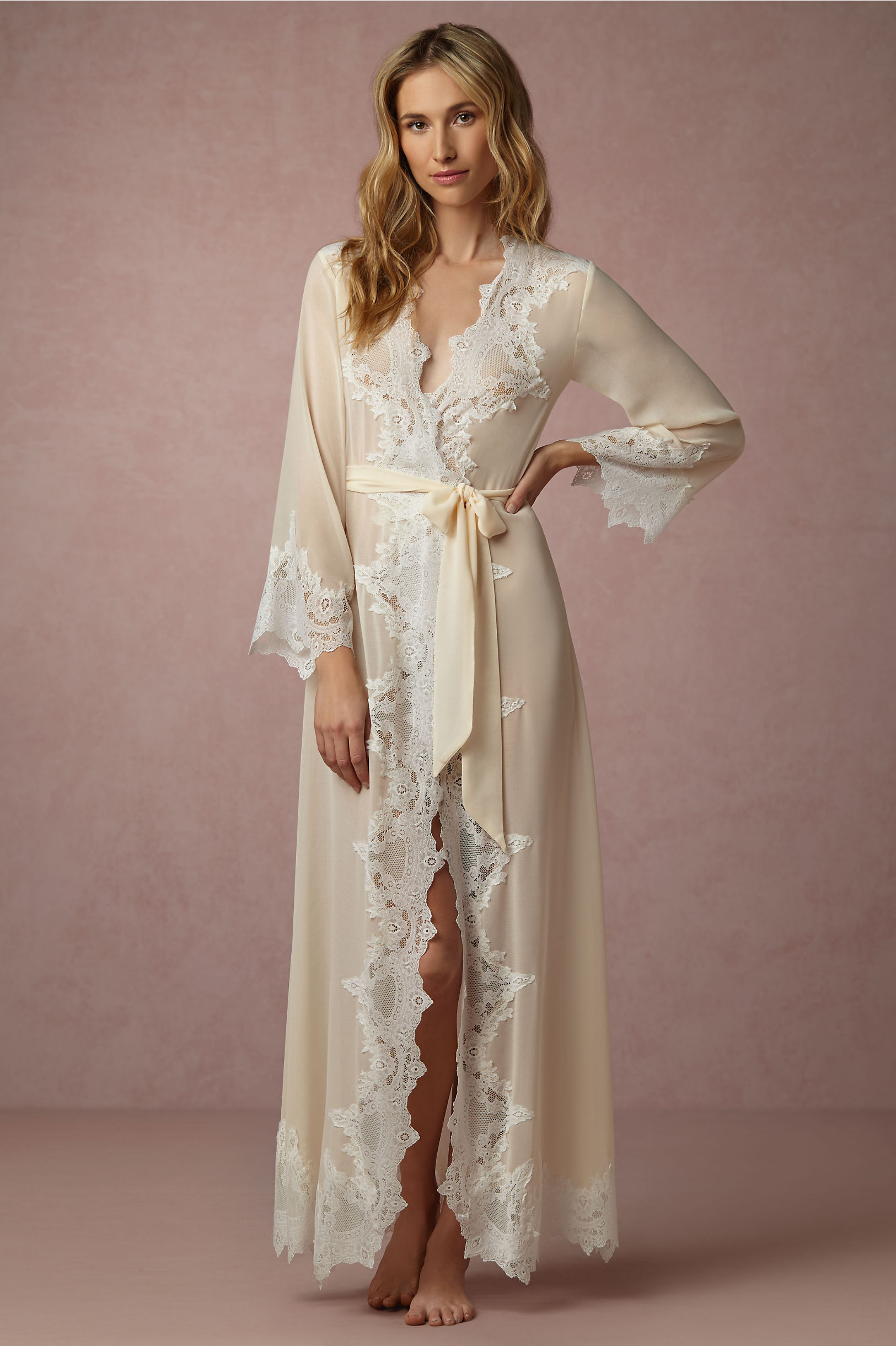 Ione Robe in Bride | BHLDN
