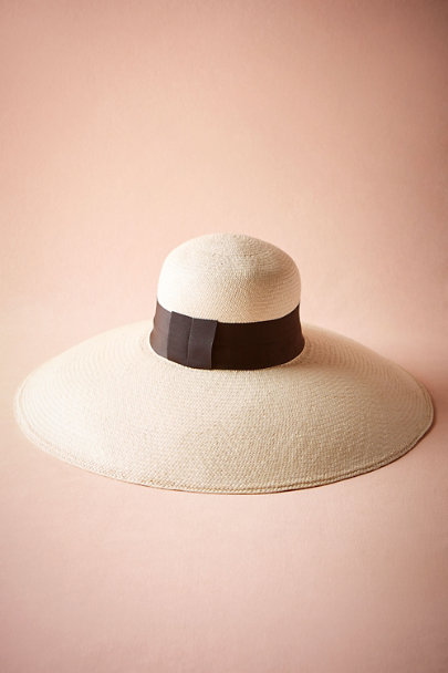 Natural Holiday Sun Hat | BHLDN