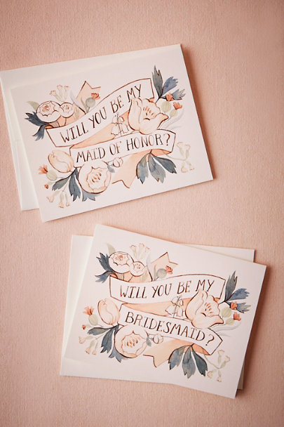 Multi Will You Be Card | BHLDN