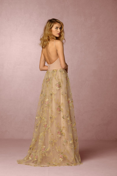 Tara Lauren Blush Ireland Gown | BHLDN