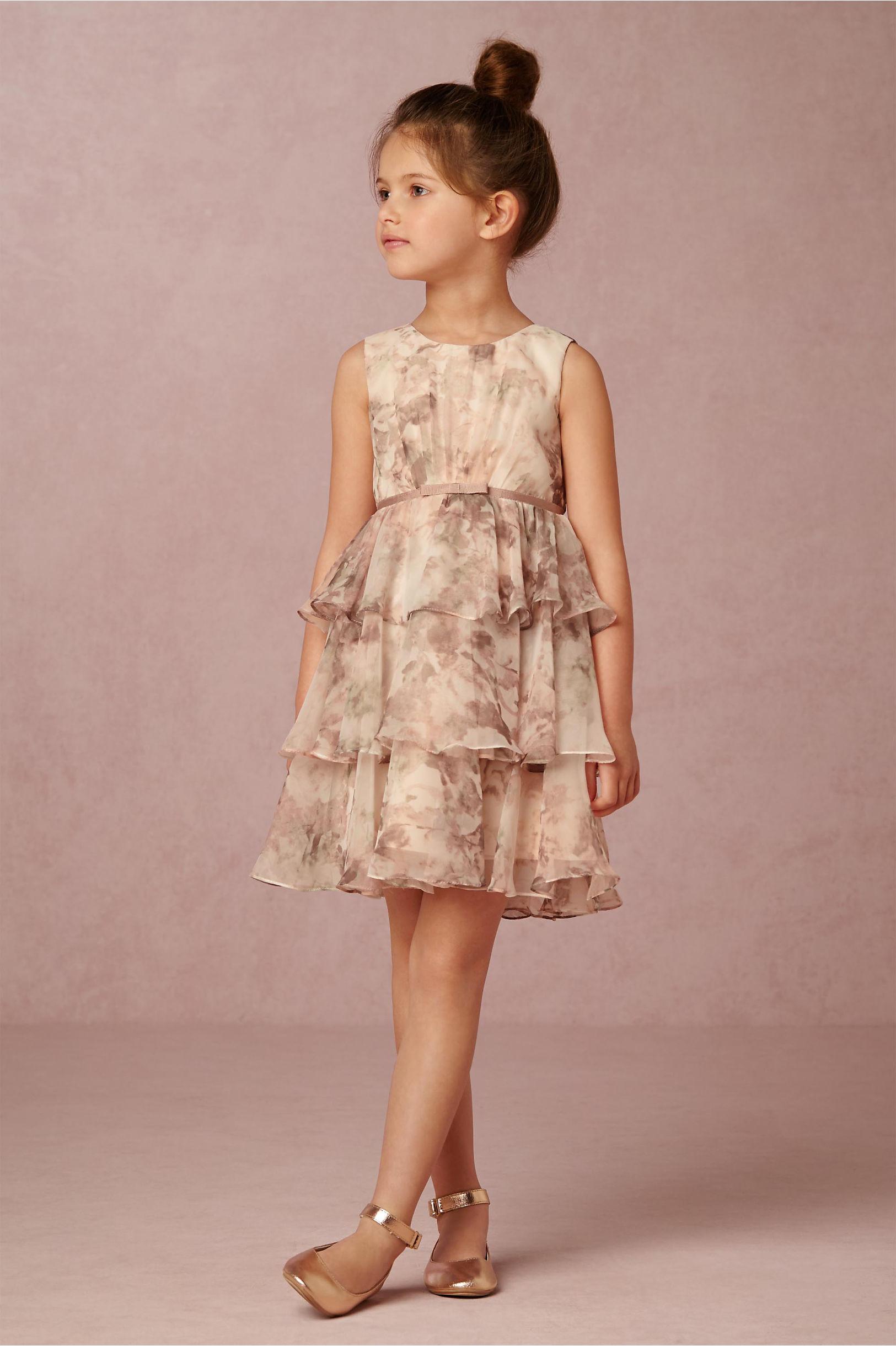 Phoebe Dress in New & Noteworthy   BHLDN