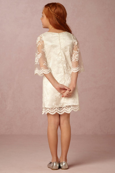 Ivory Bonnie Dress | BHLDN