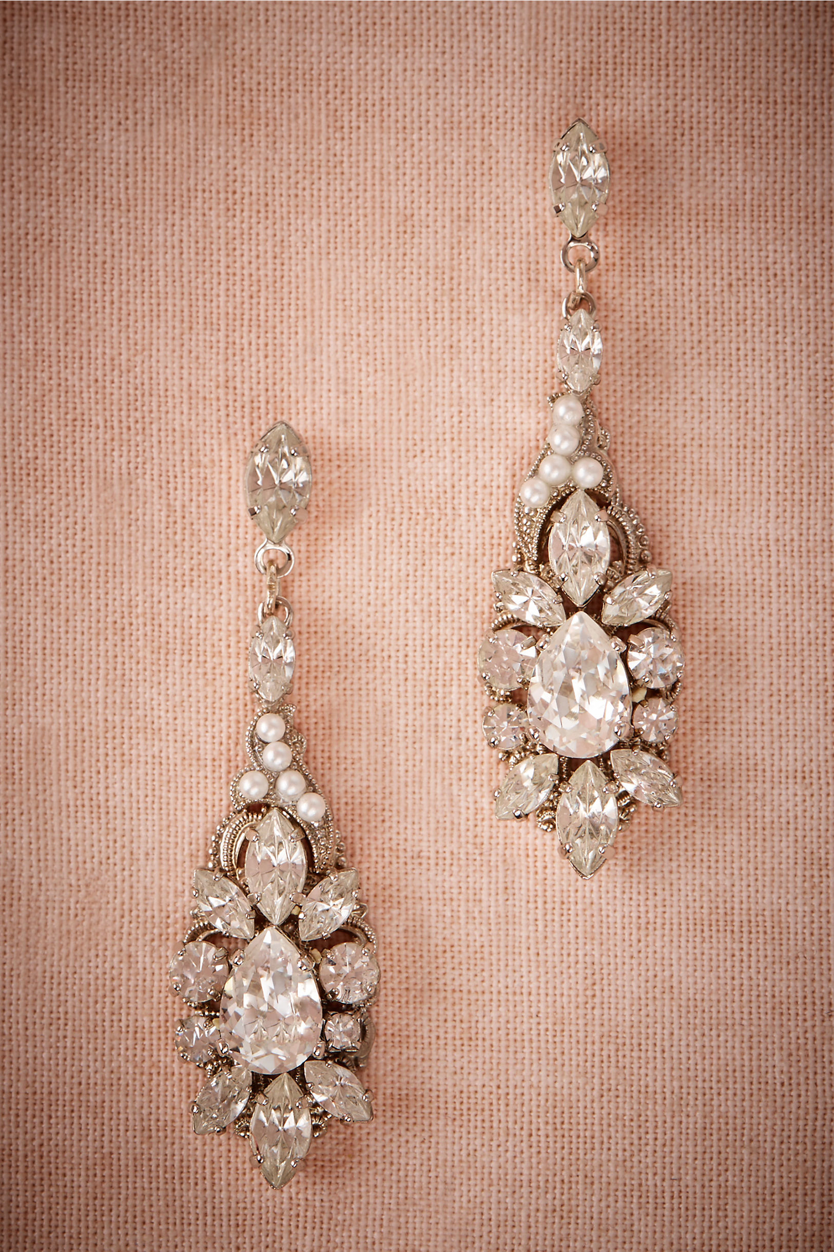 Ballroom chandelier earrings in sale bhldn ti adoro silver ballroom chandelier earrings bhldn arubaitofo Gallery