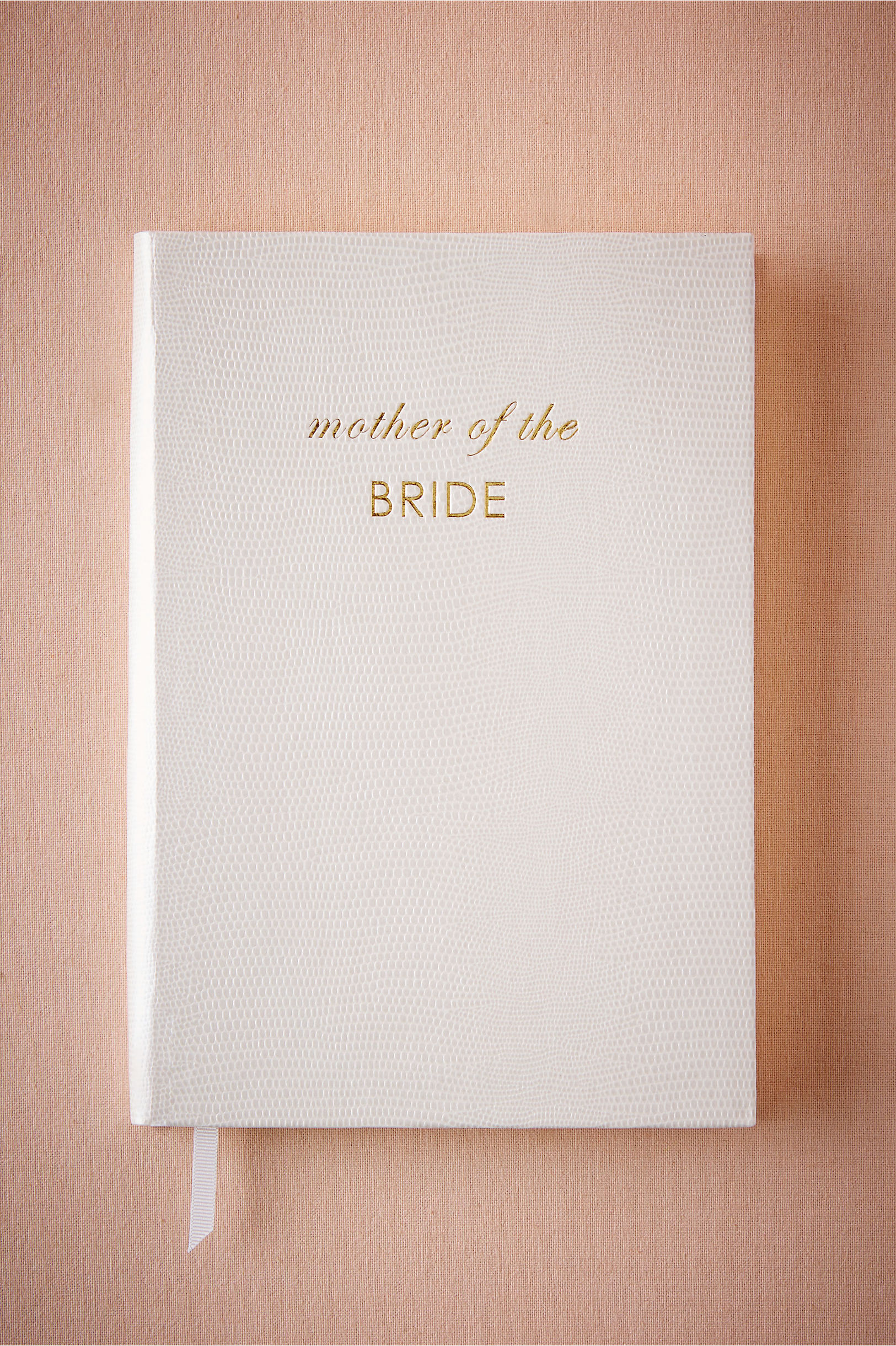 mother of the bride journal in décor gifts bhldn