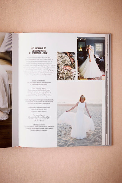 Black The Wedding Book | BHLDN
