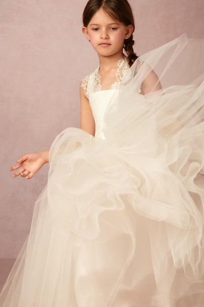 Ivory Hattie Dress | BHLDN