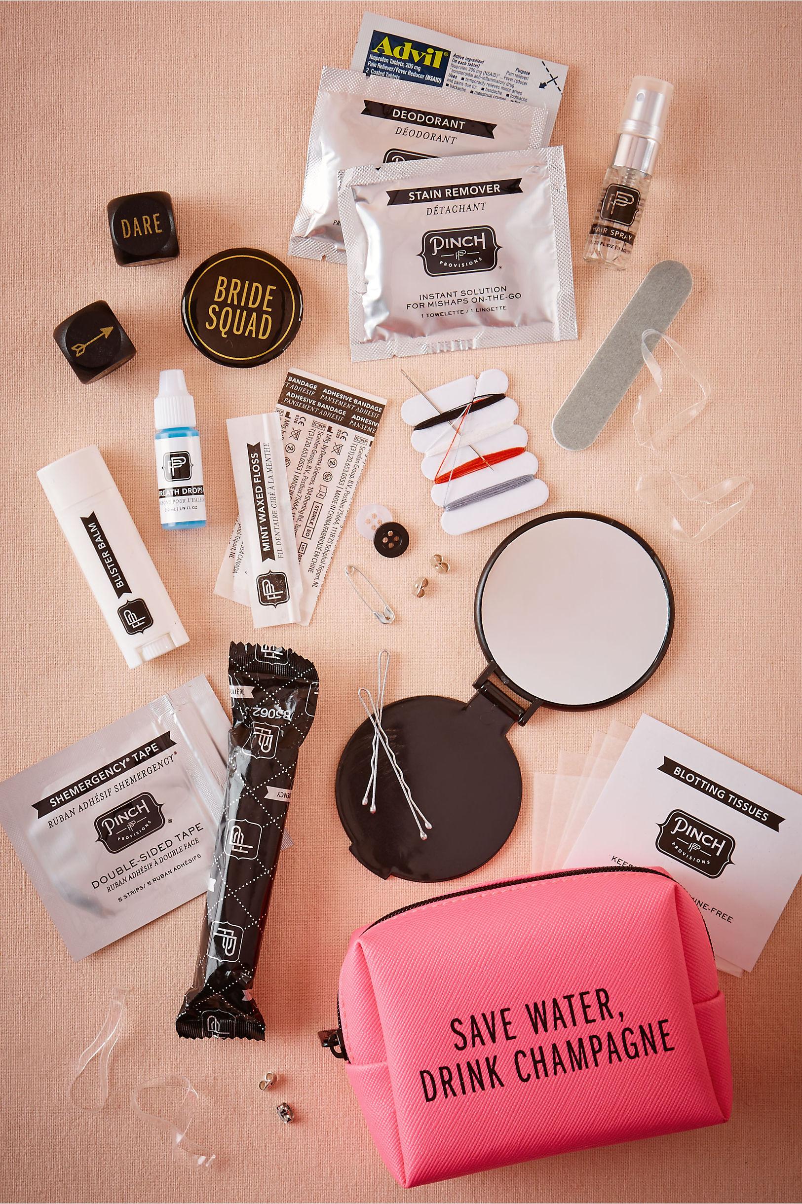 Medium Pink Bachelorette Emergency Kit Bhldn