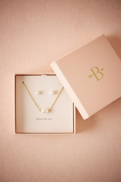 Jardin Gold Felicity Gift Set | BHLDN