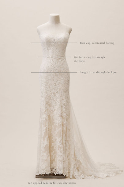 View larger image of Eddy K Leigh Gown