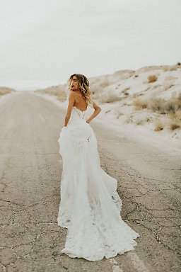 Winter Bride Dress