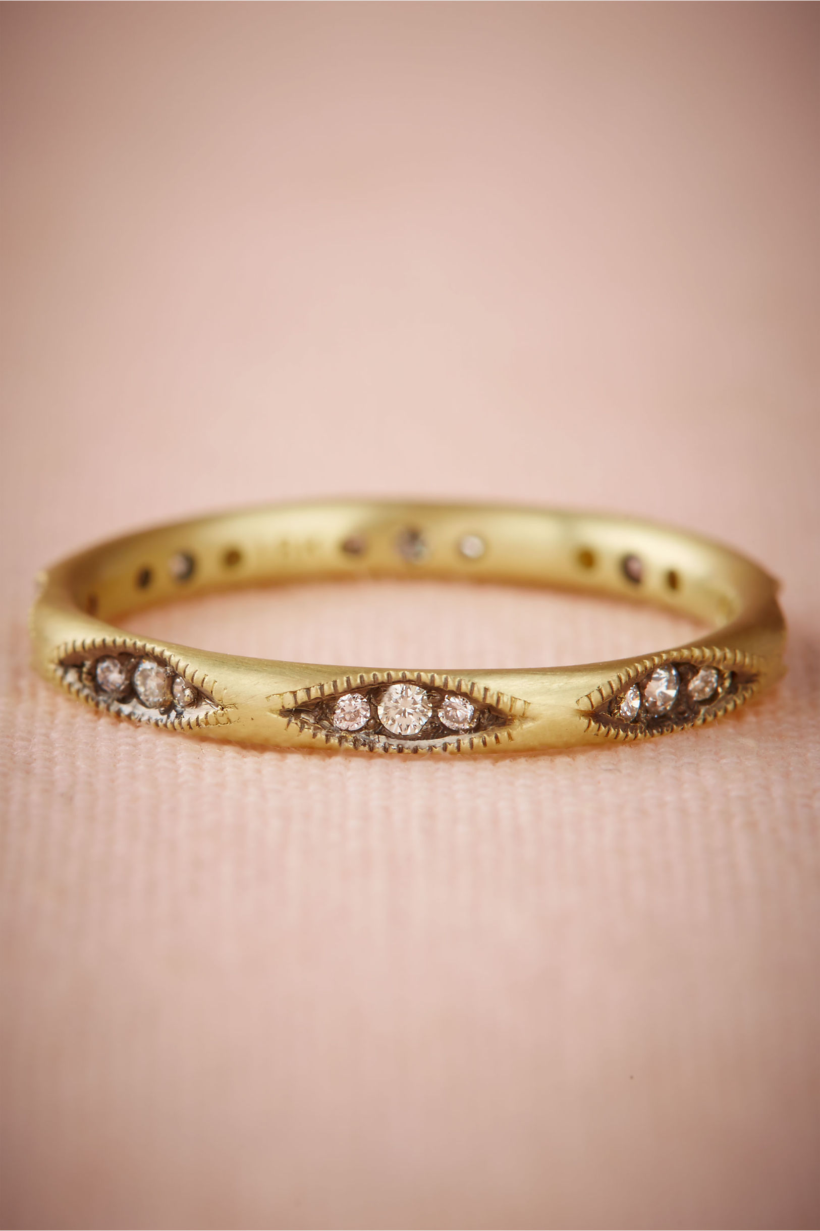 Clara Ring Antique Gold in Sale | BHLDN
