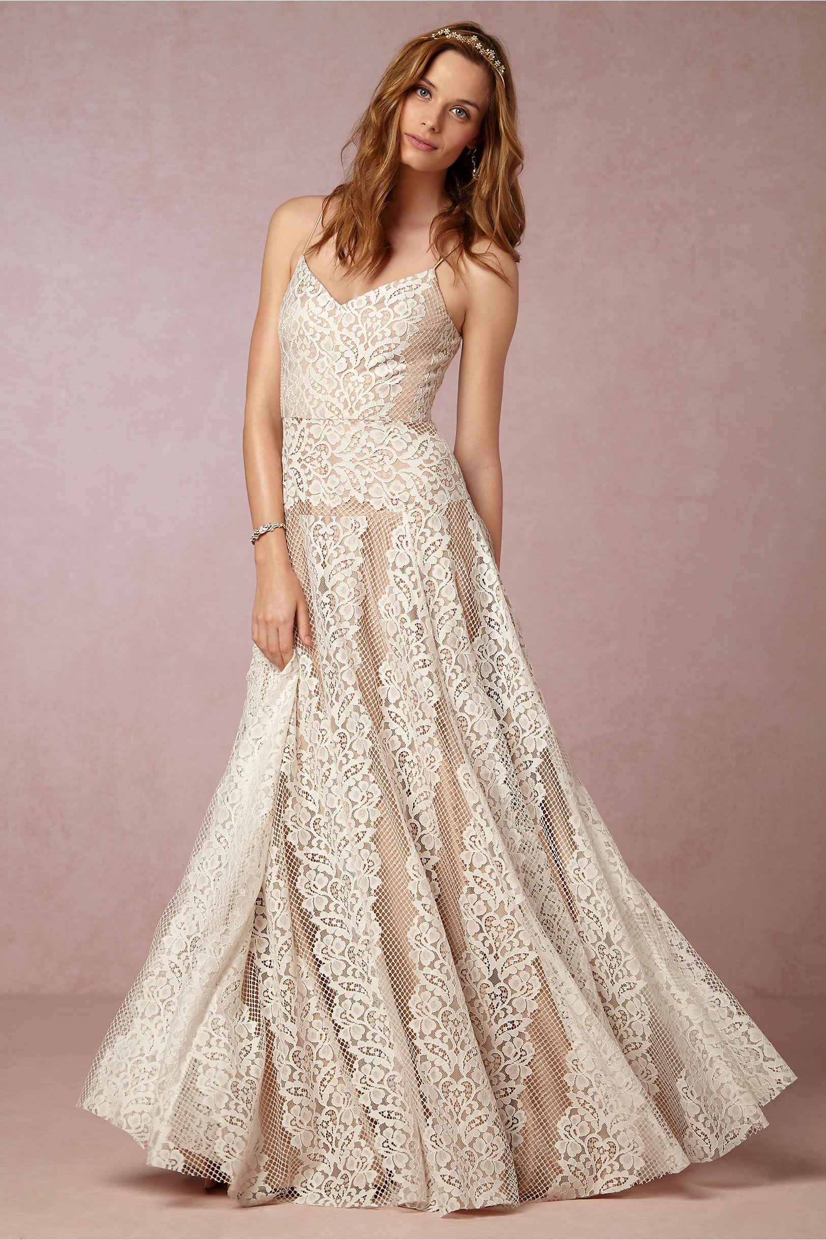 Larkin Gown in Sale | BHLDN