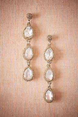 Magdalena Drop Earrings