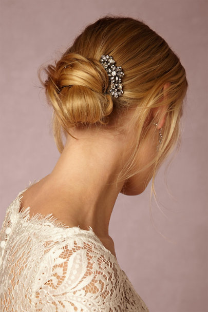 Miss Ellie Silver Grayse Comb | BHLDN