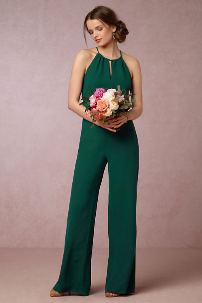Jackie jumpsuit in sale bhldn - Jumpsuit hochzeit ...