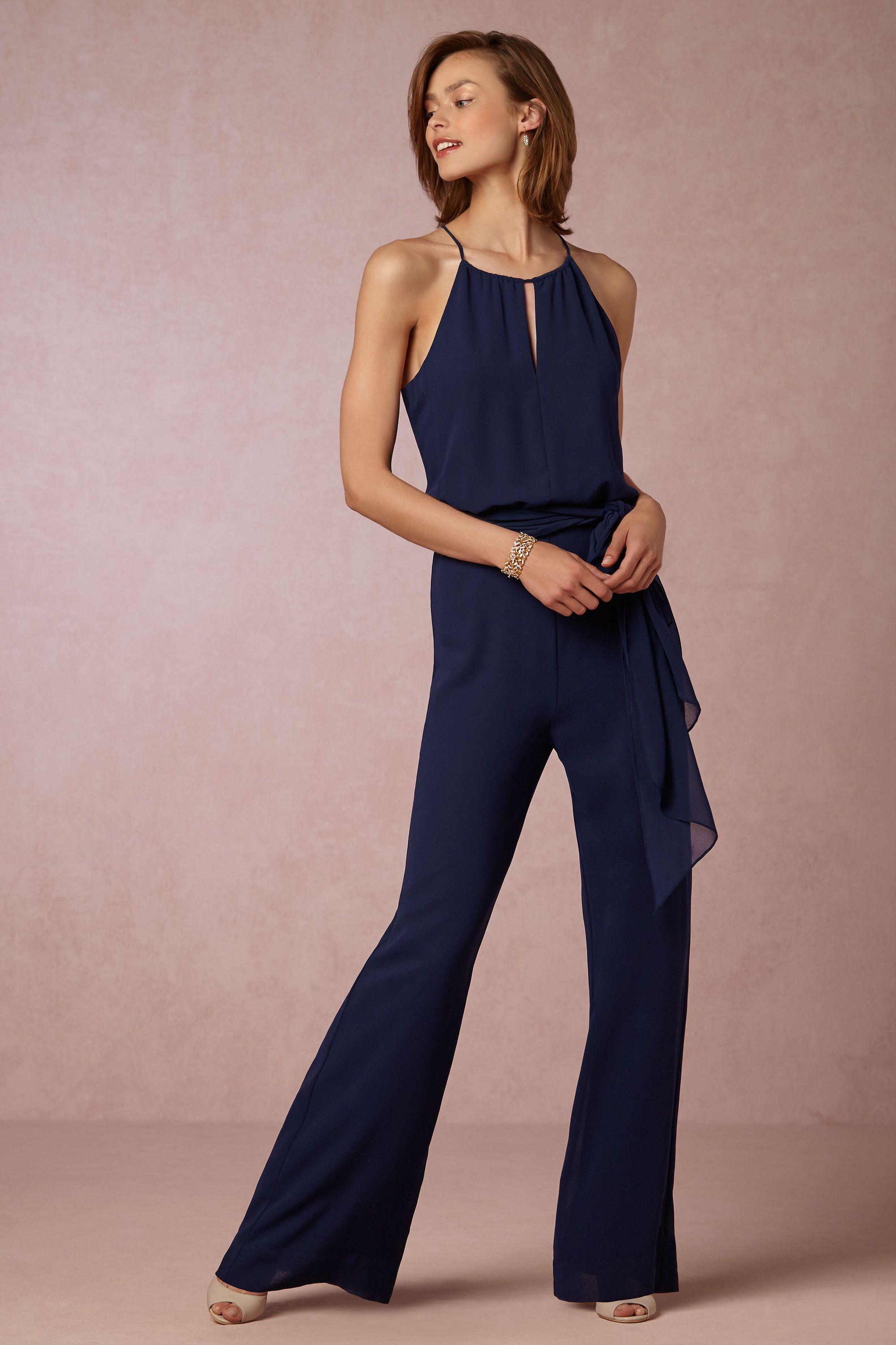 08b1a164dcdf Jackie Jumpsuit in Bridesmaids & Bridal Party | BHLDN