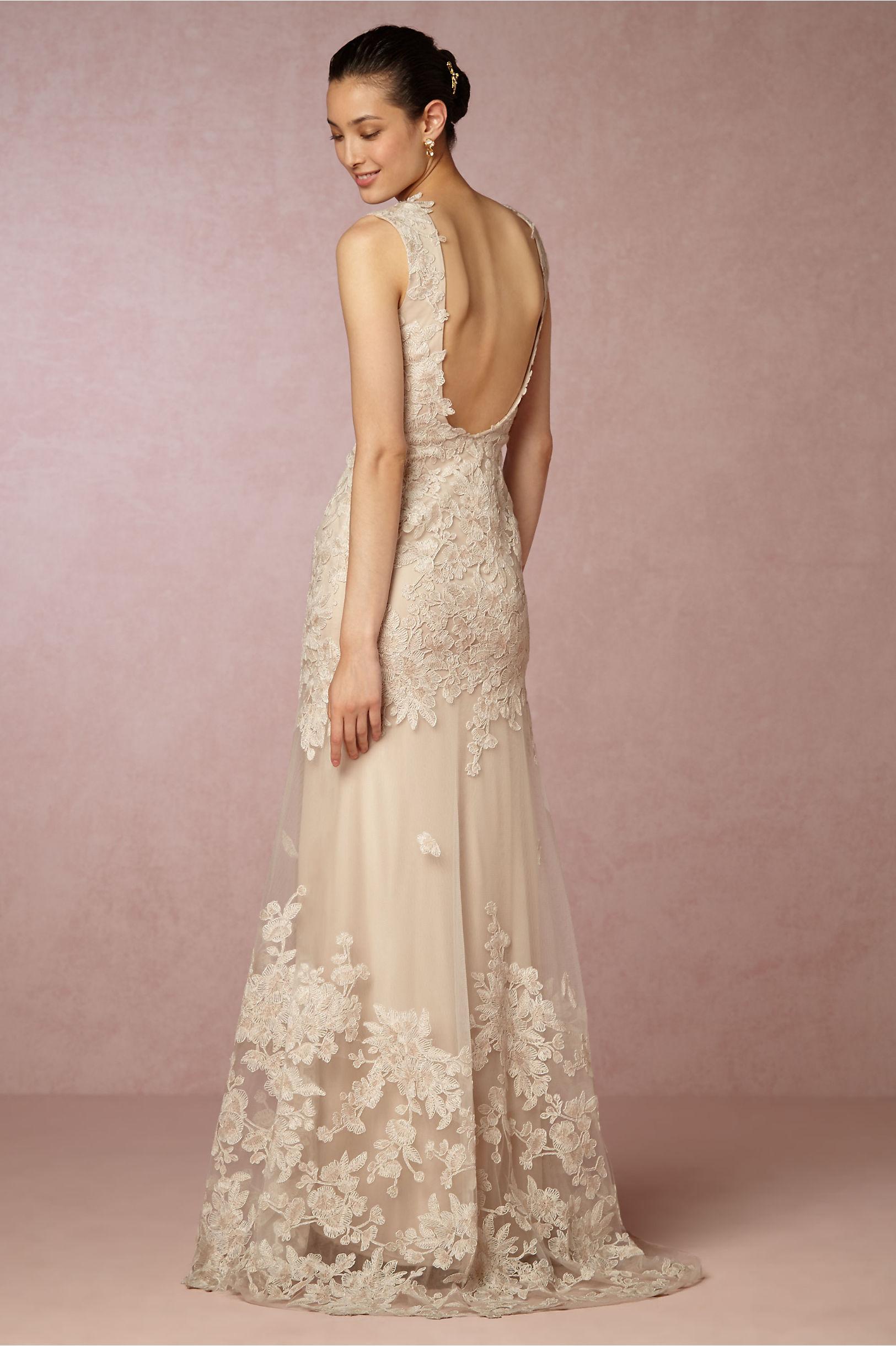 cristiane gown in sale bhldn