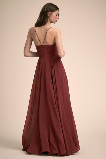 Jenny Yoo Cinnamon Rose Inesse Dress | BHLDN