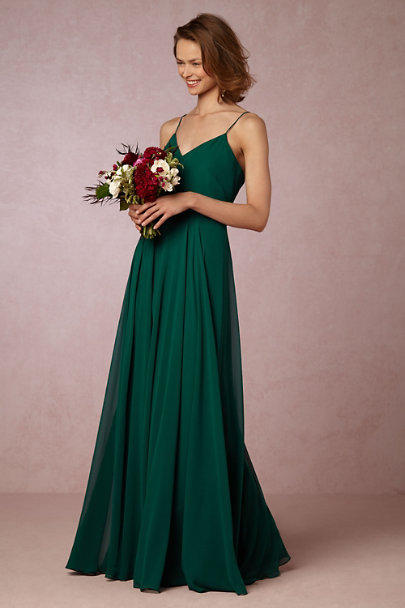 Jenny Yoo Emerald Inesse Dress | BHLDN