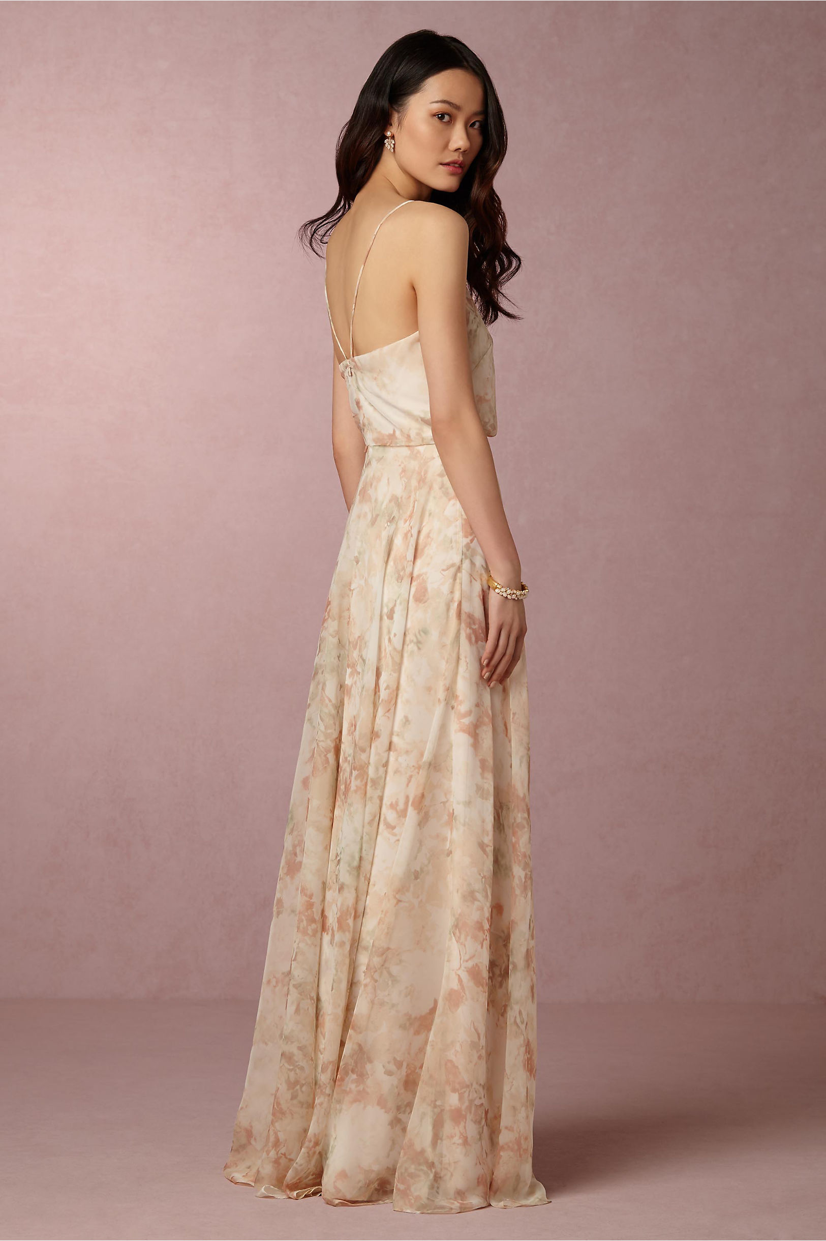 eb6fb5c872 Jenny Yoo Blush Multi Inesse Dress
