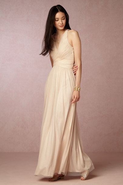 Hitherto Cashmere Edith Dress | BHLDN
