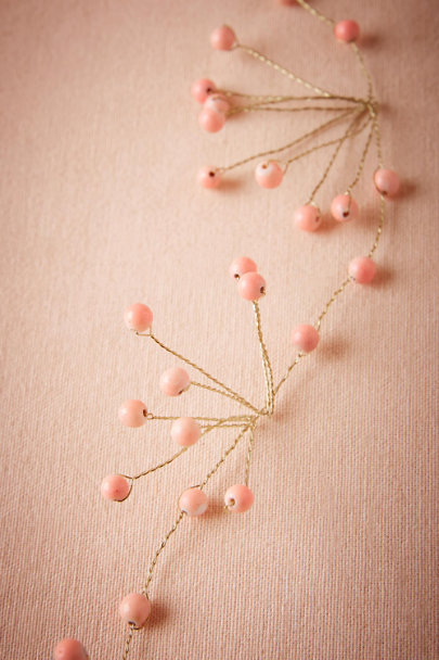 Peach Peach Spray Garland | BHLDN