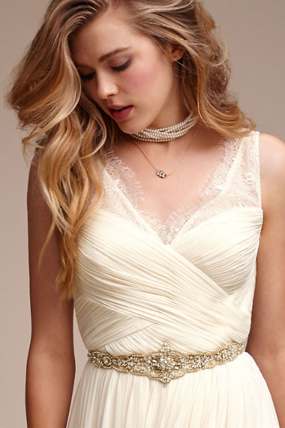 Kenneth Jay Lane Pearl Victoria Choker | BHLDN