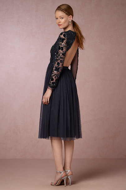 Needle & Thread Midnight Lida Dress | BHLDN