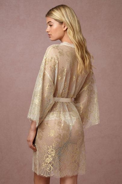 Brie Robe in Bride | BHLDN