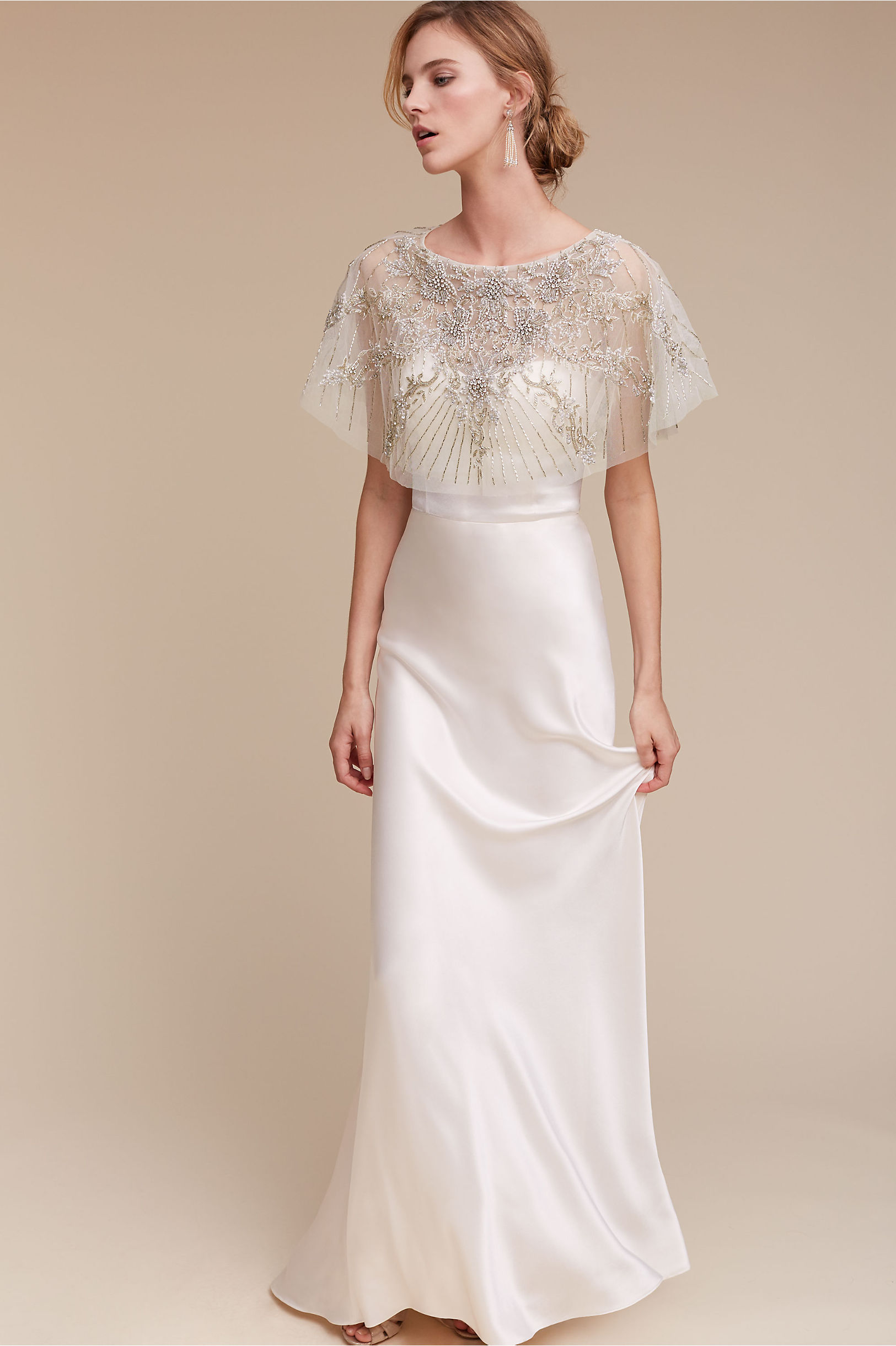 Gina Gown Ivory In Bride