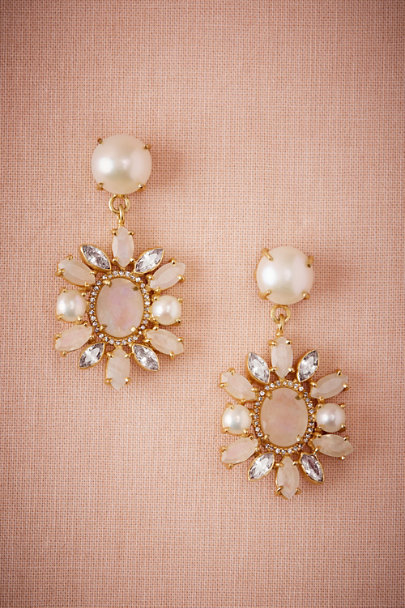 Atelier Mon Gold Sulis Drop Earrings | BHLDN