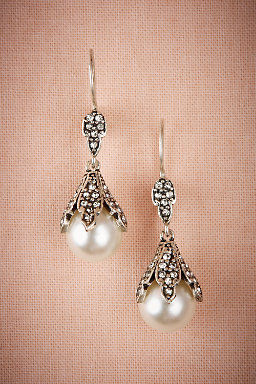 Miriam Pearl Drop Earrings