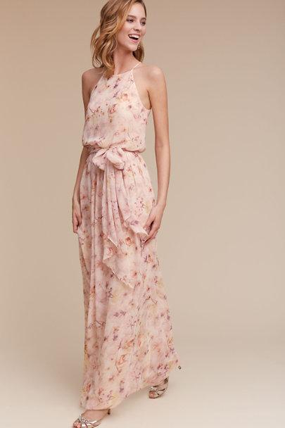 25bf3f2e94c ... Donna Morgan Blush Wildflower Alana Dress