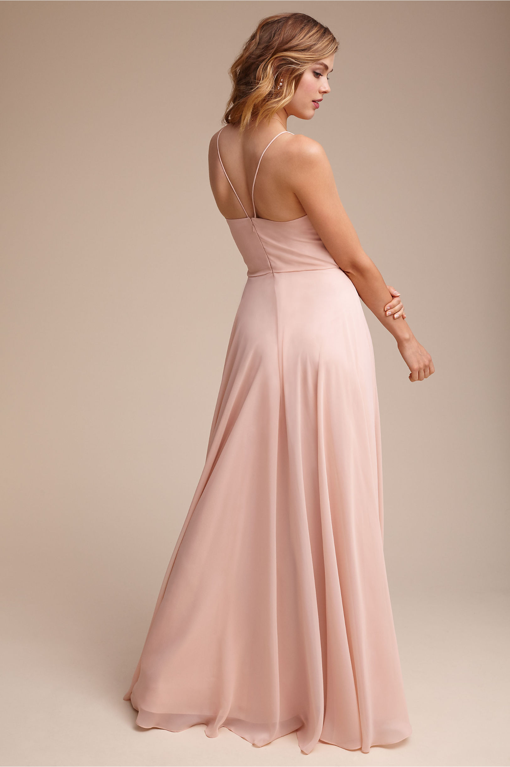Inesse Dress Blush in Bridesmaids   Bridal Party  371b5d5380276