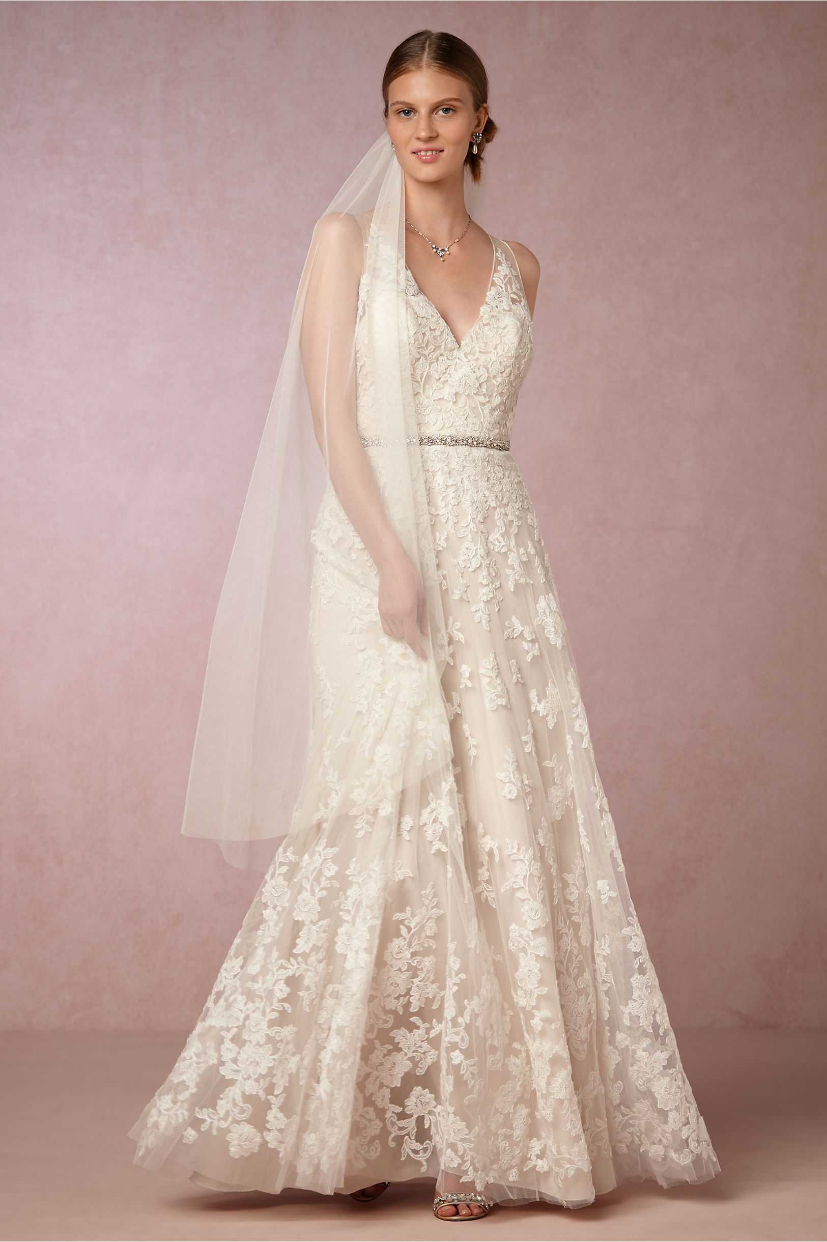 blaire gown in sale bhldn