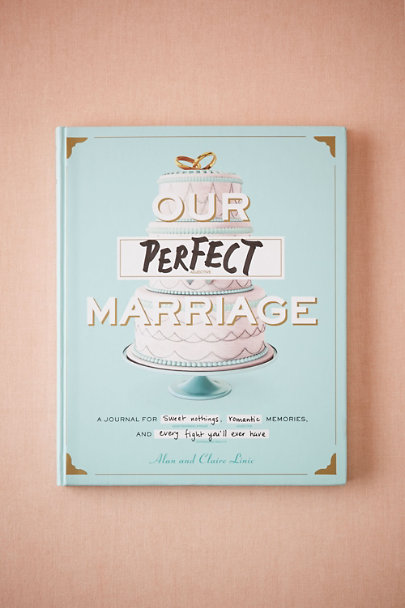 Sky Our Perfect Marriage Book | BHLDN