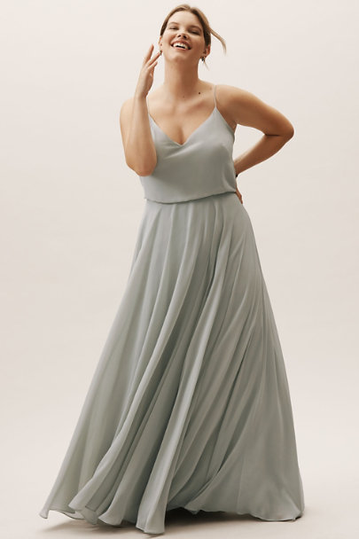 Jenny Yoo Morning Mist Inesse Dress | BHLDN