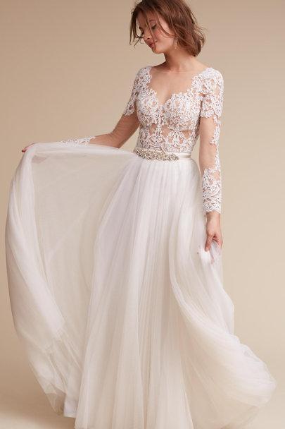 Rhea bodysuit in sale bhldn for Unusual wedding dresses for sale