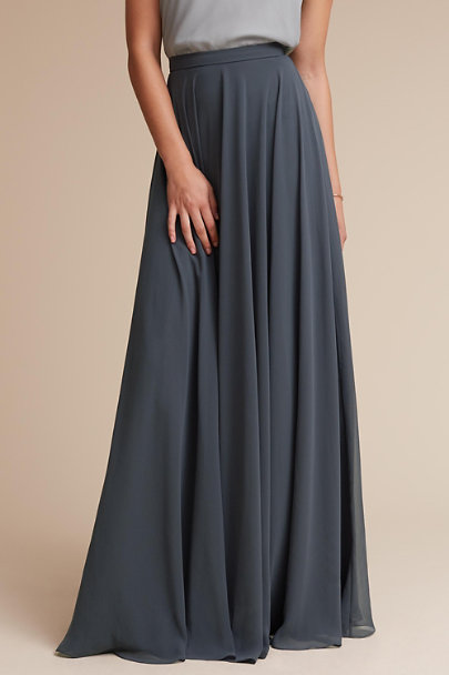 Jenny Yoo Storm Hampton Skirt | BHLDN