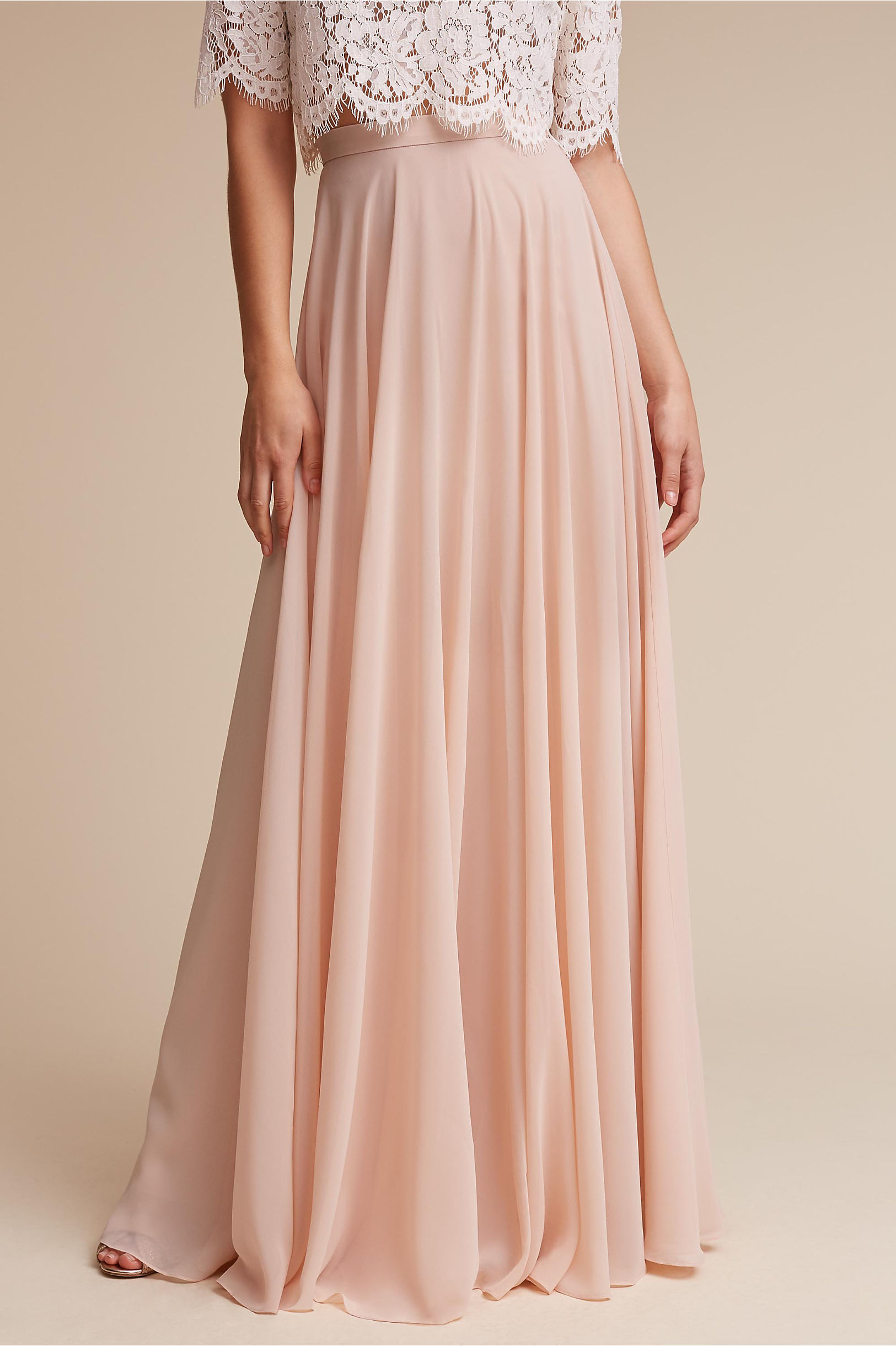 Pippa Camisole Top & Hampton Skirt in Bridesmaids & Bridal Party | BHLDN