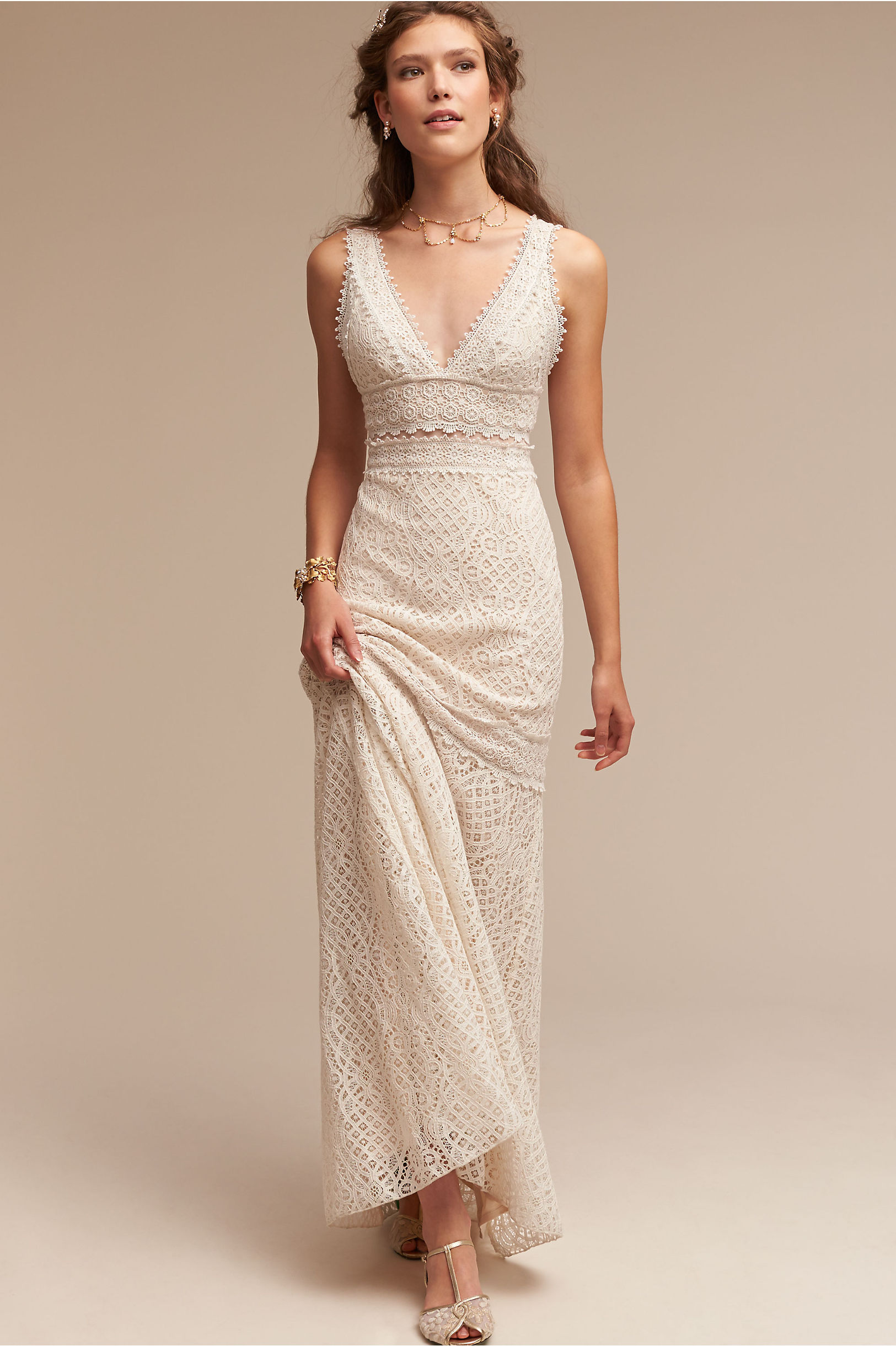 Kiely Gown in Sale | BHLDN