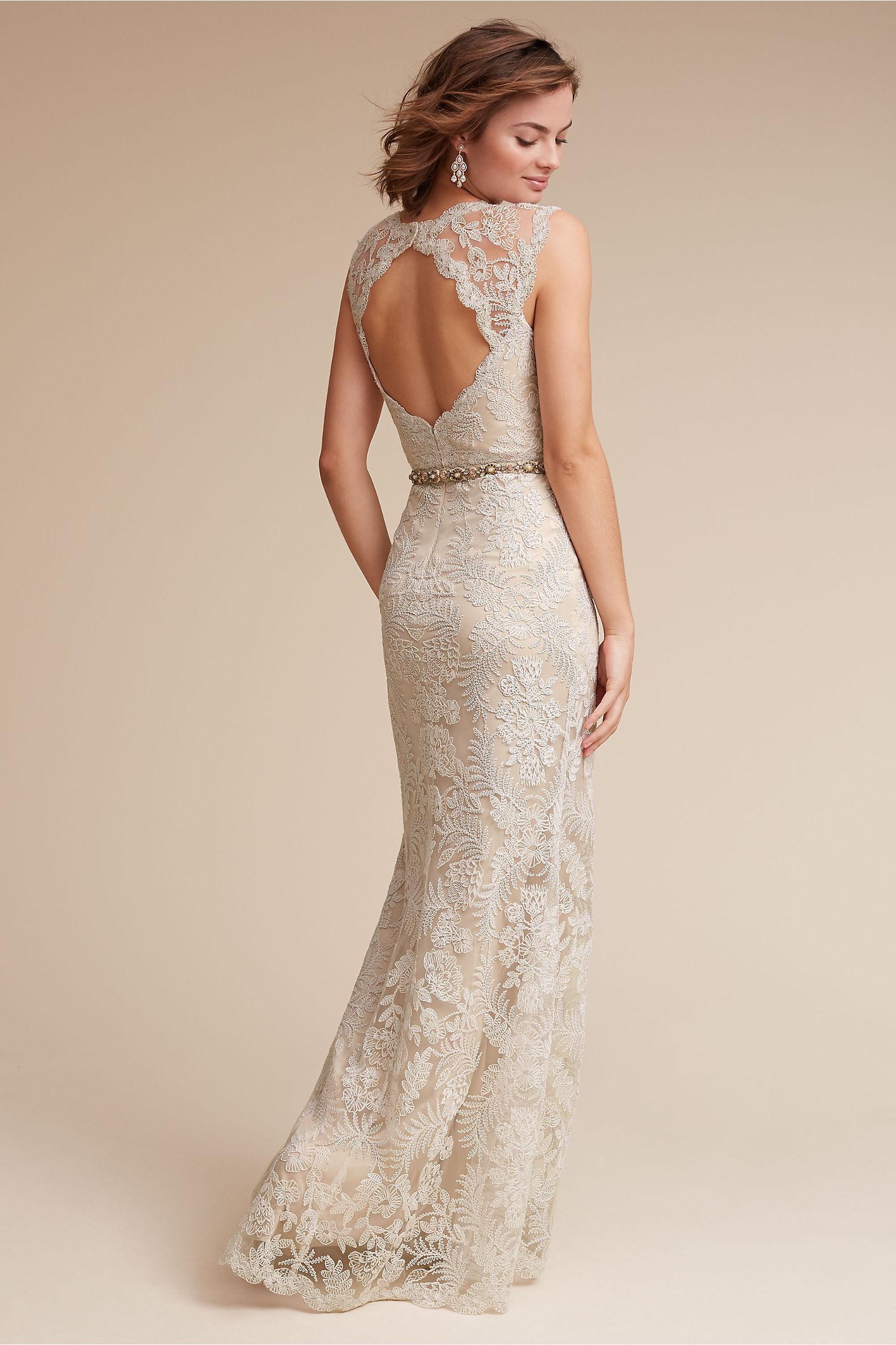 Shop wedding dresses on sale wedding dress clearance bhldn april gown ombrellifo Gallery